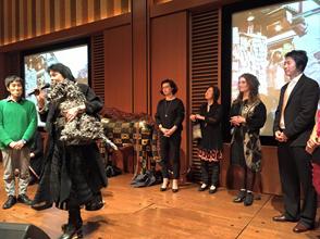 第五回 『TOKYO PRIZE』受賞式典開催♪
