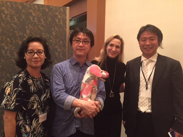 第九回 BACON PRIZEを受賞されたのは石田尚志さんです。
