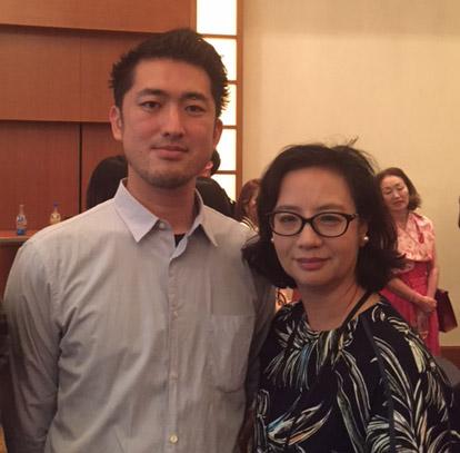 第六回 TOKYO PRIZEを受賞されたのは坂茂さんでした。