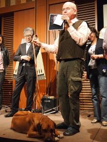 第三回 『TOKYO PRIZE』受賞式典開催!!